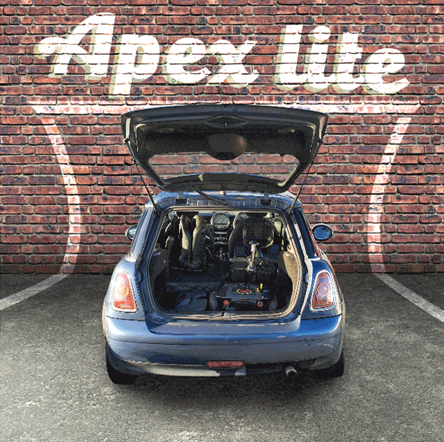 Apex Lite boot scooter