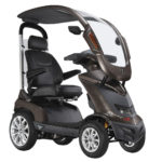 Drive Royale 4 sport road scooter